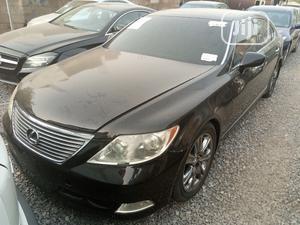 Lexus LS 2007 Black | Cars for sale in Abuja (FCT) State, Garki 2