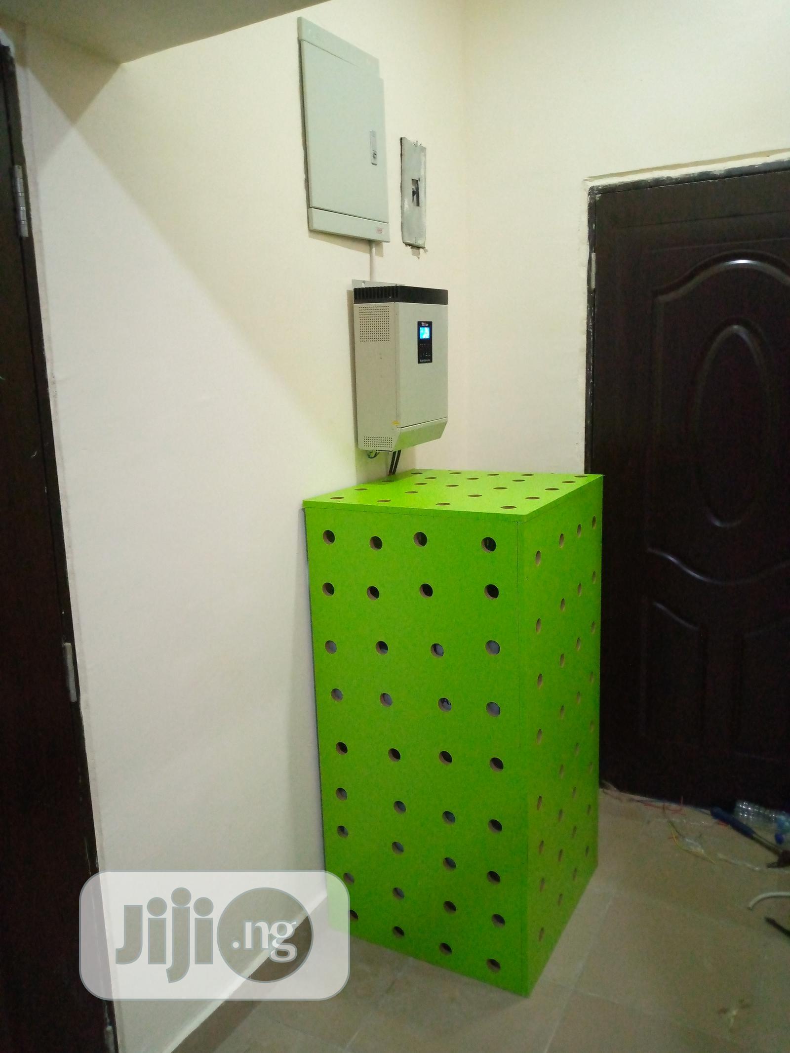 5kva/48v Hybrid Installation | Solar Energy for sale in Gwarinpa, Abuja (FCT) State, Nigeria