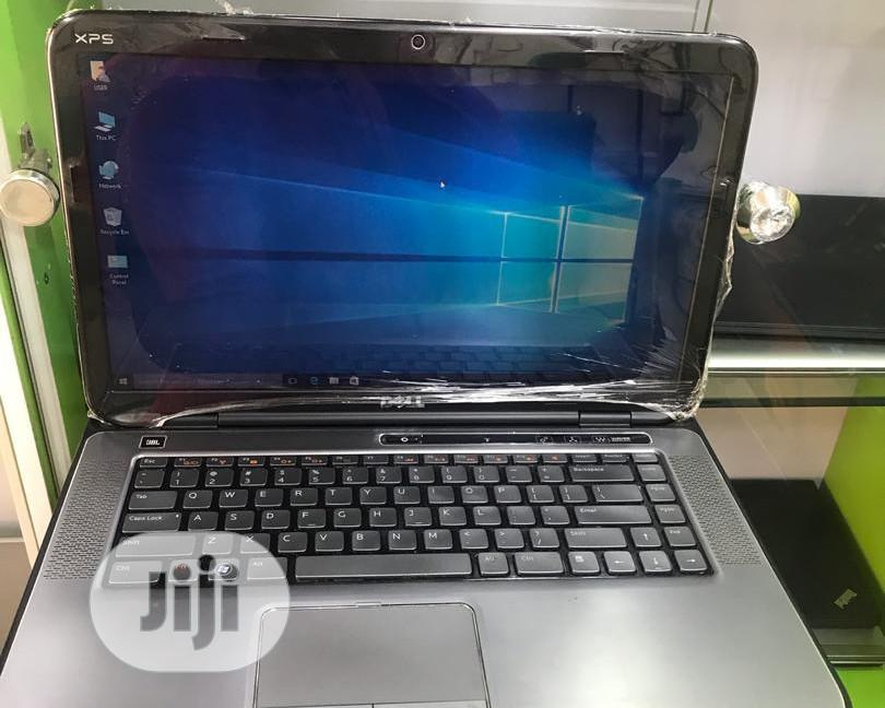 Archive: Laptop Dell XPS 15 (L502X) 8GB Intel Core I7 HDD 500GB
