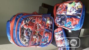 3in1 Spiderman School Bag | Babies & Kids Accessories for sale in Lagos State, Yaba