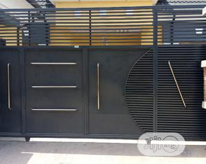 Gate With Stainless Handle   Doors for sale in Lagos State, Ajah