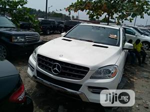 Mercedes-Benz M Class 2013 White   Cars for sale in Lagos State, Amuwo-Odofin