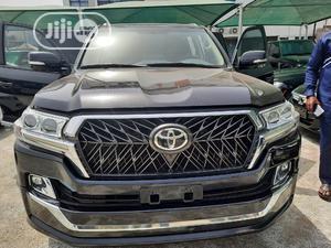 Toyota Land Cruiser 2019 5.7 V8 VXR Black | Cars for sale in Abuja (FCT) State, Central Business Dis
