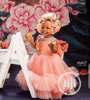 Kids Pretty Ball Gown Available as Seen   Children's Clothing for sale in Lagos State, Ikeja