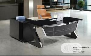 Office Executive Table Glass | Furniture for sale in Lagos State, Amuwo-Odofin
