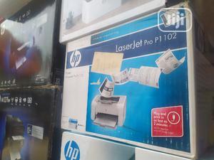Hp Laserjet Pro P1102 | Printers & Scanners for sale in Lagos State, Ikeja