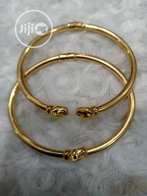 18 Karat Bangles   Jewelry for sale in Lagos State, Yaba