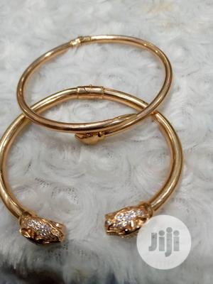 18 Karat Gold Bangles   Jewelry for sale in Lagos State, Yaba