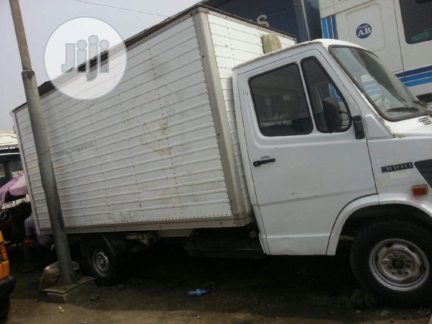 Mezedez2 308 Container Body for Sale