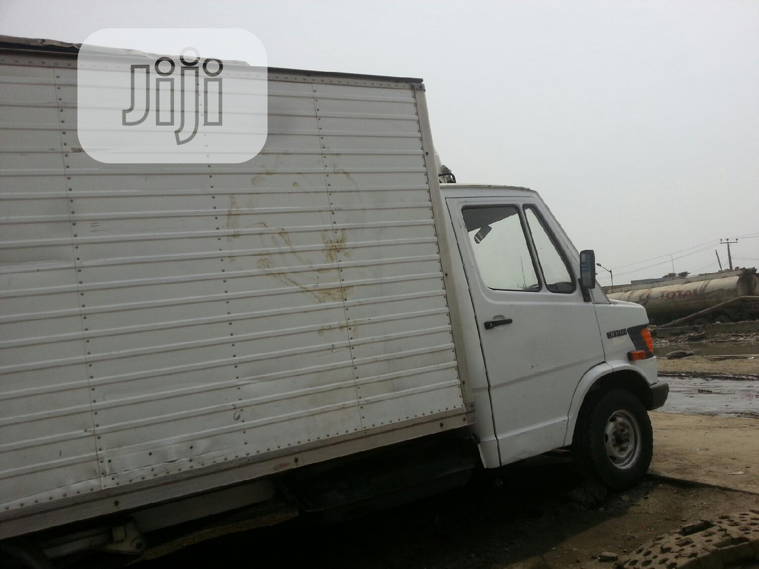 Mezedez2 308 Container Body for Sale   Trucks & Trailers for sale in Apapa, Lagos State, Nigeria