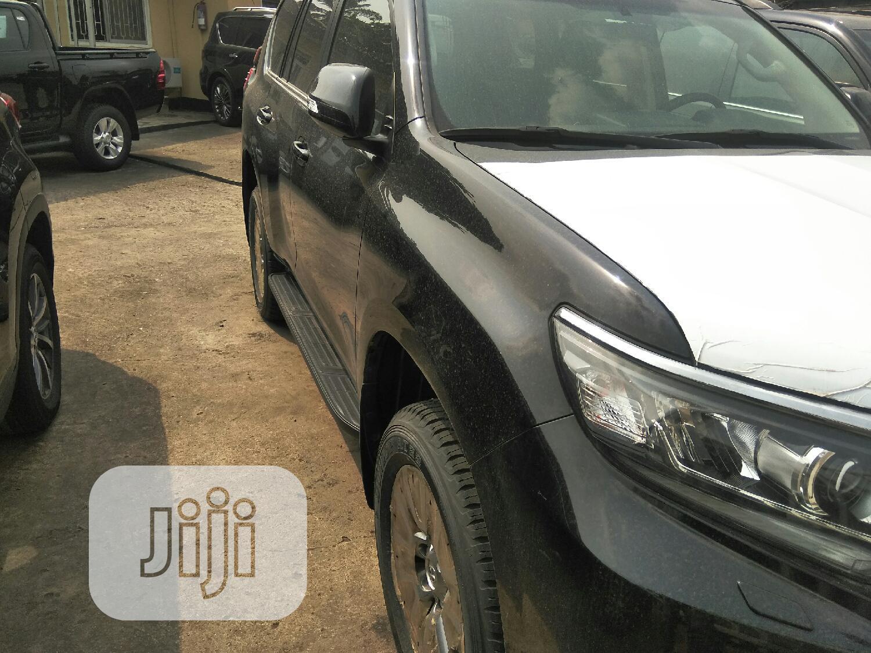 New Toyota Land Cruiser Prado 2019 2.7 Black | Cars for sale in Ikeja, Lagos State, Nigeria
