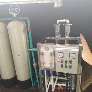500liter Reverse Osmosis With Fibre Installation   Manufacturing Services for sale in Lagos State, Lekki