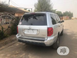 Honda Pilot 2005 Silver | Cars for sale in Abuja (FCT) State, Kubwa