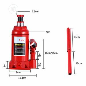 10ton Heavy Duty Hydraulic Bottle Jack Lift | Vehicle Parts & Accessories for sale in Lagos State, Ikeja