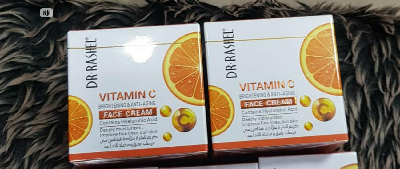 Dr Rashel Vitamins C Face Cream