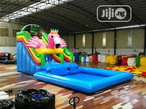 Colourful Slide and Pool for Rent   Party, Catering & Event Services for sale in Lagos State, Lekki