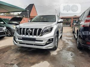 Toyota Land Cruiser Prado 2018 GXR Silver | Cars for sale in Lagos State, Amuwo-Odofin