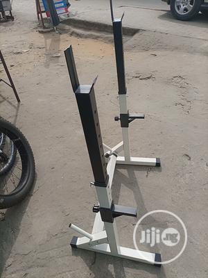 Squat Rack Available | Sports Equipment for sale in Rivers State, Port-Harcourt