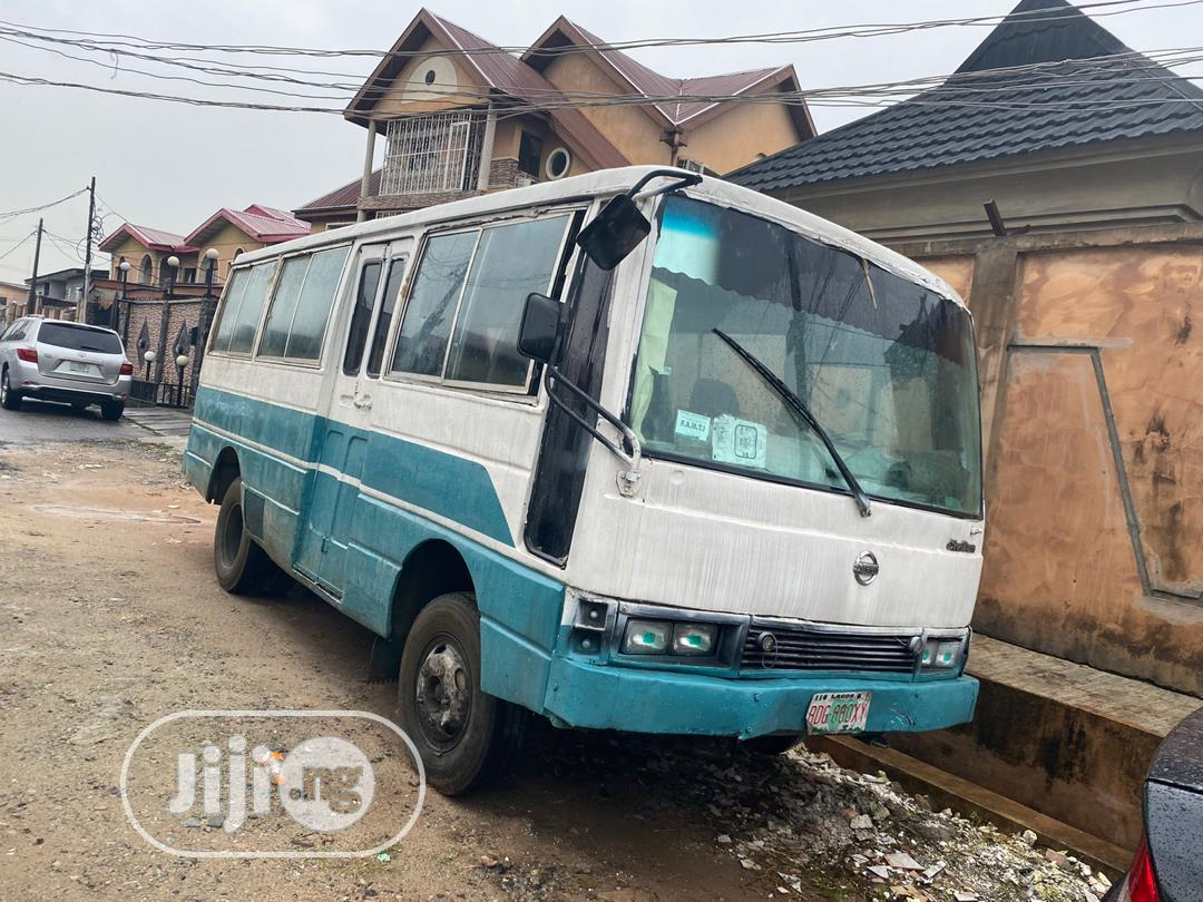 2005 Nissan Civilian | Buses & Microbuses for sale in Gbagada, Lagos State, Nigeria
