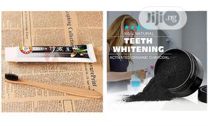 Teeth Whitening Paste and Activated Charcoal Powder | Tools & Accessories for sale in Lagos State, Agege