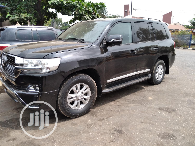 Toyota Land Cruiser 2011 Black | Cars for sale in Ikeja, Lagos State, Nigeria