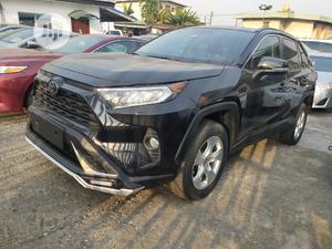 Toyota RAV4 2020 XLE Premium FWD Black   Cars for sale in Lagos State, Oshodi