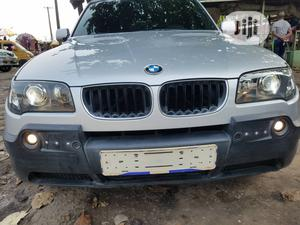 BMW X3 2005 2.5i Silver   Cars for sale in Lagos State, Ojo