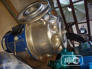 Stainless Industrial Water Pump 10hp | Manufacturing Equipment for sale in Lagos State, Ojo