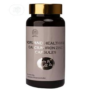 Calcium Iron Zinc   Vitamins & Supplements for sale in Rivers State, Port-Harcourt