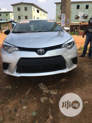 Toyota Corolla 2015 Silver   Cars for sale in Lagos State, Ikorodu