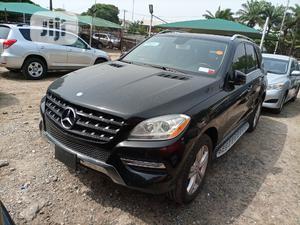 Mercedes-Benz M Class 2013 ML 350 4Matic Black   Cars for sale in Lagos State, Amuwo-Odofin