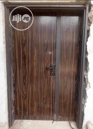 4ft Quality Israeli Security Door | Doors for sale in Lagos State, Yaba