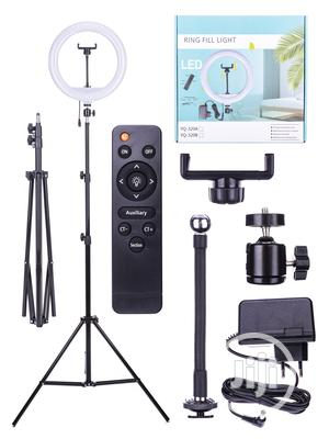12 Inches Ring Light With Remote for Live Streaming   Accessories & Supplies for Electronics for sale in Lagos State, Ikeja