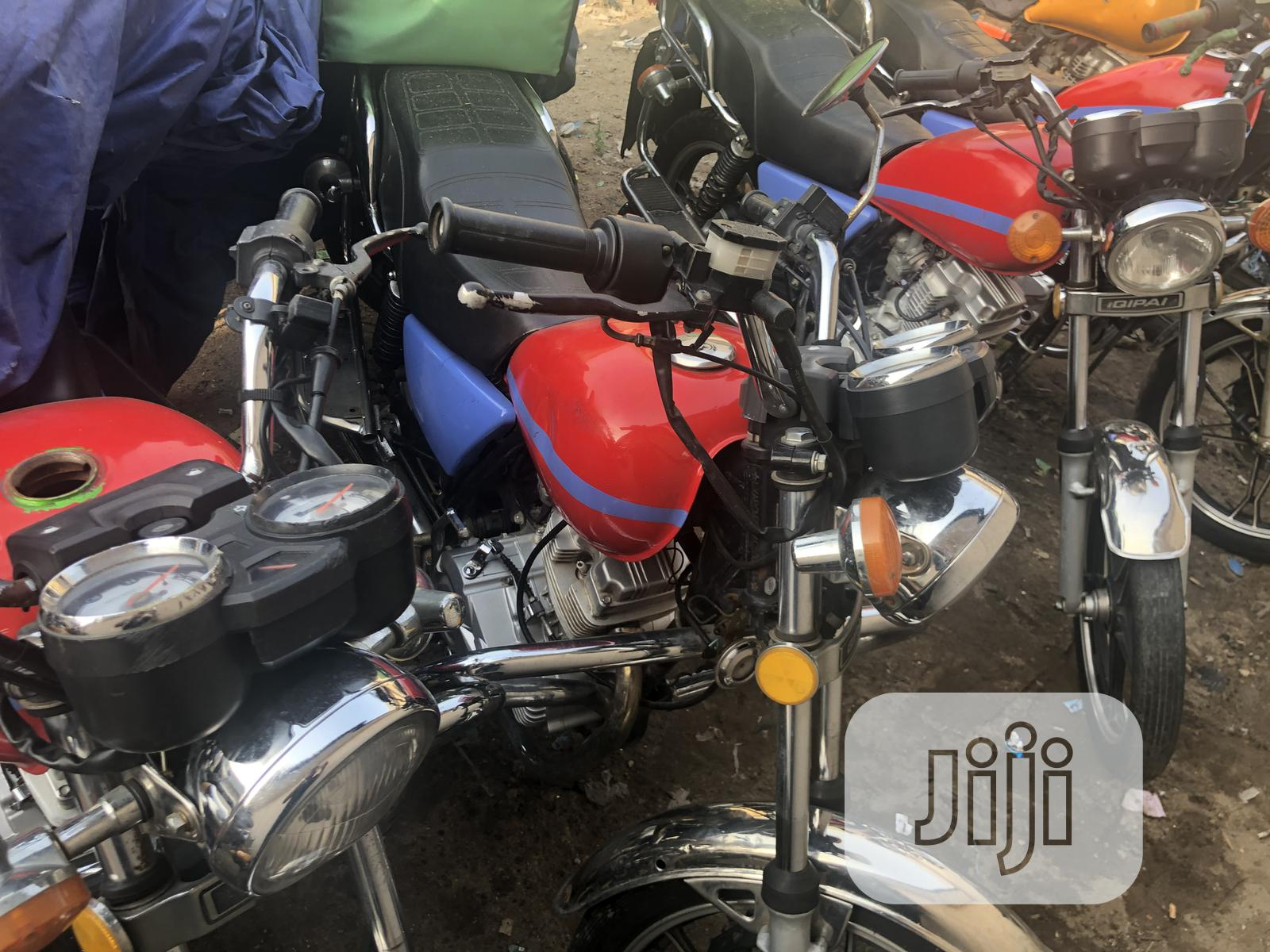 Qlink X-Ranger 200 2019 Red | Motorcycles & Scooters for sale in Ikoyi, Lagos State, Nigeria