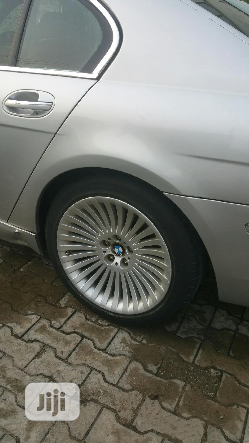 Archive: BMW 7 Series 2008 Silver