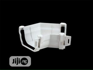 PVC Gutter Connector | Building Materials for sale in Lagos State, Ikeja