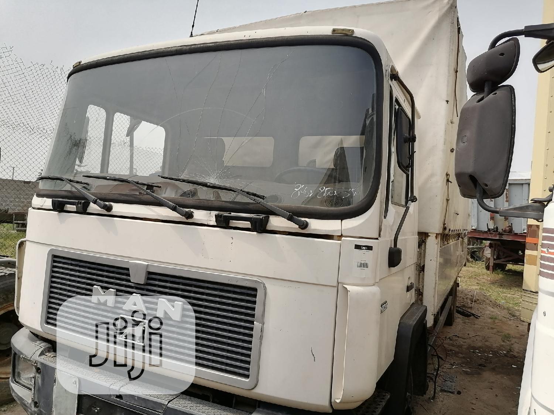 Archive: Man Diesel 14.232 Six Tires