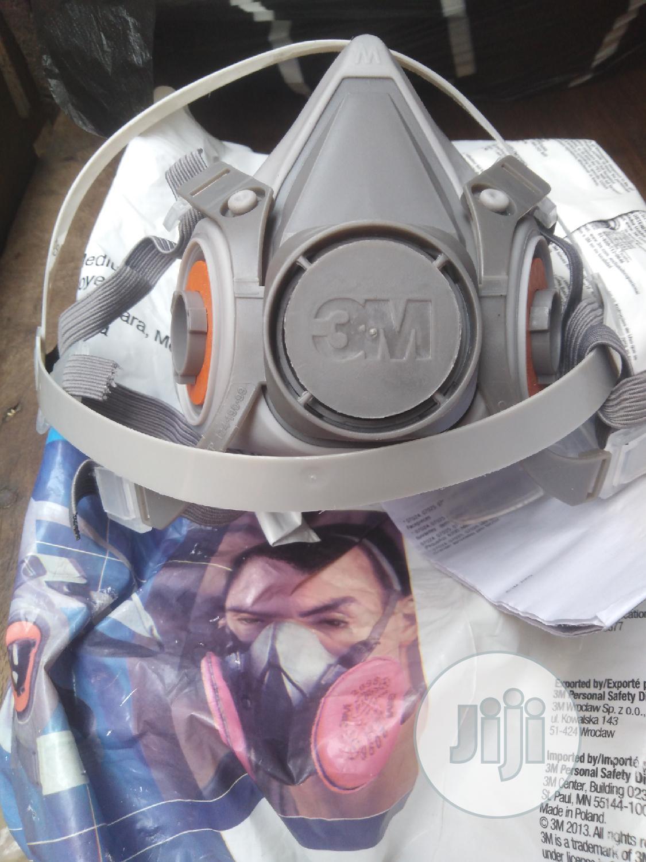 3m Respirator Nose Mask | Safety Equipment for sale in Lagos Island (Eko), Lagos State, Nigeria