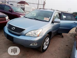Lexus RX 2007 350 Blue   Cars for sale in Lagos State, Isolo