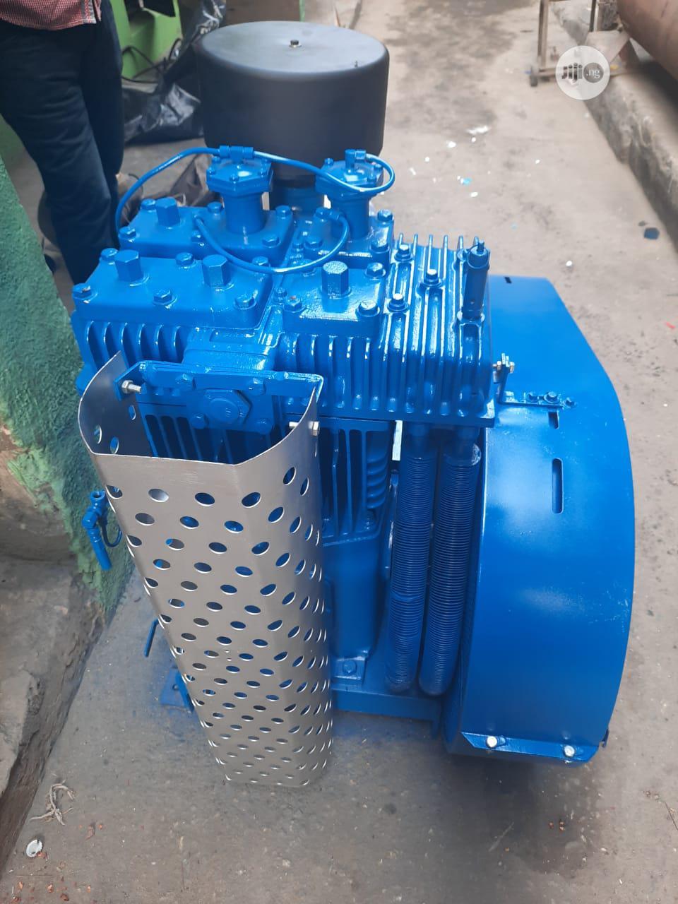 60 Bar QUINCY Air Compressor