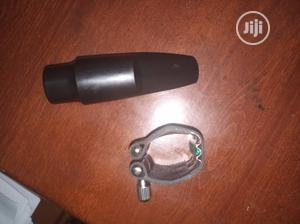 Alto Saxophone Mouthpiece With Ligature   Musical Instruments & Gear for sale in Abuja (FCT) State, Wuse