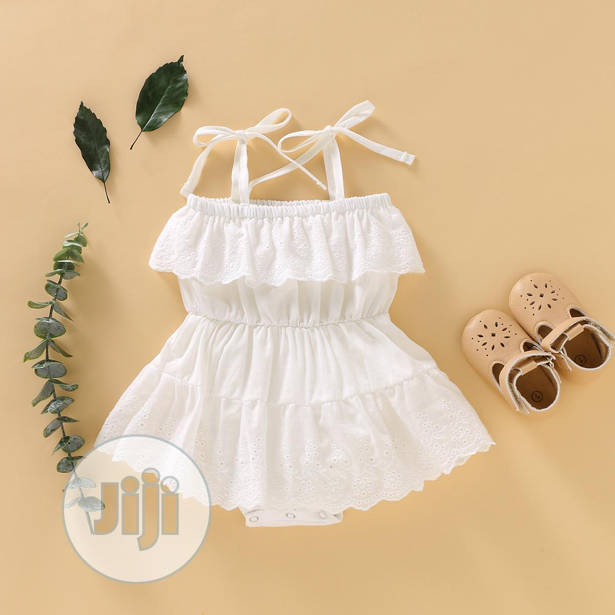 Archive: One Piece Baby Girl Romper