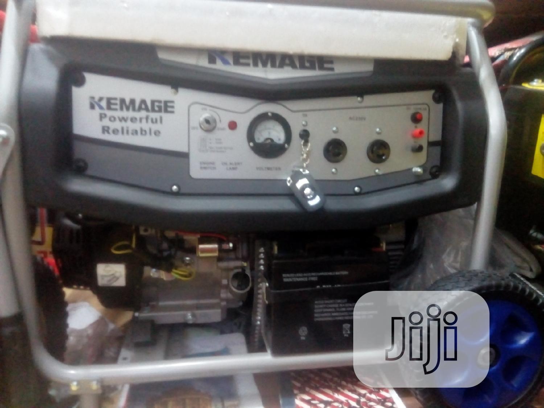 Kamage Generator KM11000E2R 10KVA   Electrical Equipment for sale in Ojo, Lagos State, Nigeria