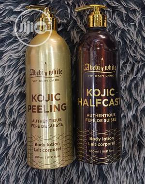Abebi White Kojic Peeling And.Kojic Half Cast VIP Skin Care | Skin Care for sale in Lagos State, Amuwo-Odofin