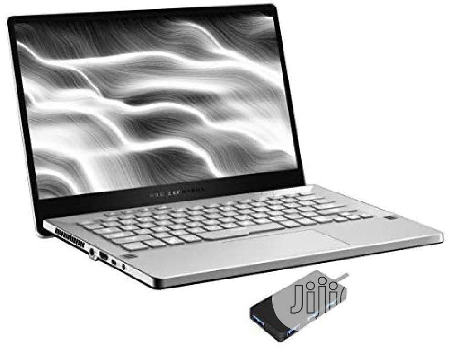 New Laptop Asus ROG Zephyrus M (GM501) 16GB AMD SSD 1T | Laptops & Computers for sale in Wuse 2, Abuja (FCT) State, Nigeria