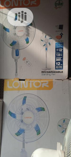 """18"""" Lontor Rechargeable Fan 