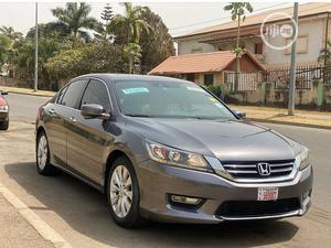 Honda Accord 2014 Gray   Cars for sale in Abuja (FCT) State, Jahi