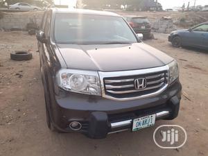 Honda Pilot 2013 Gray   Cars for sale in Lagos State, Magodo