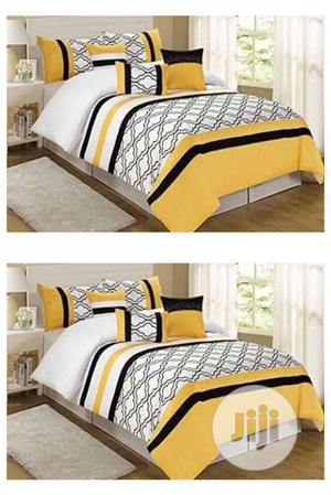 Duvet and Bedspread Set WITH 4 Pillow Cases | Home Accessories for sale in Lagos State, Lagos Island (Eko)