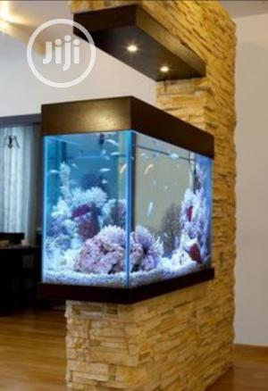 Well Built Wall Aquarium | Fish for sale in Lagos State, Surulere